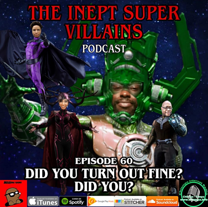 The Villains discuss spanking, No Nut November, Obeezy and 'Cancel Culture', and a dude arrested for eating sloth bear genitals